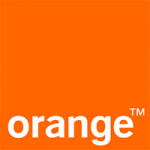 Déménageur Orange